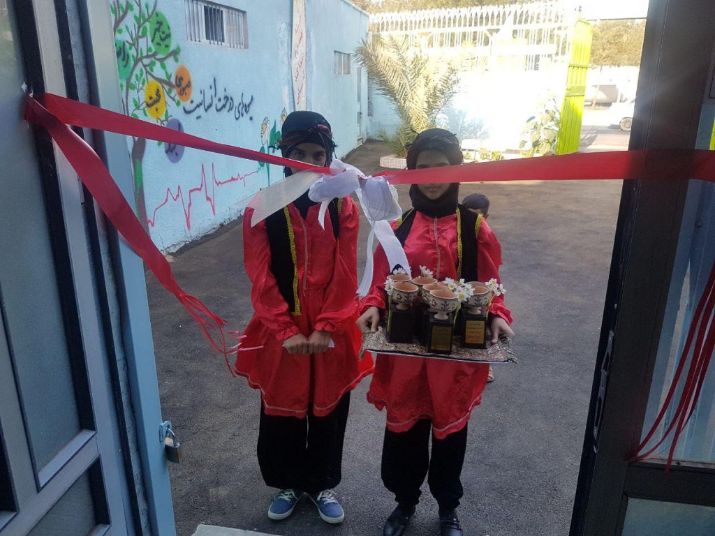 افتتاح شعبه دارالاکرام در زاهدان