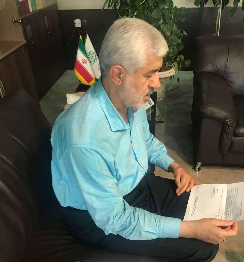دکتر سیاوش شجاع پوریان معاون اجتماعی، فرهنگی شهرداری تهران