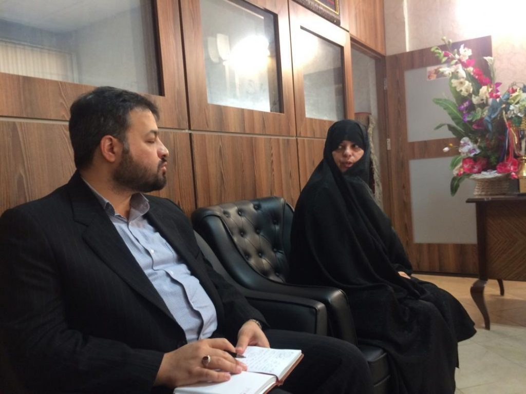 گسترش چتر حمایتی دارالاکرام در شهرستان پاکدشت با قول همکاری نماینده مجلس این شهرستان