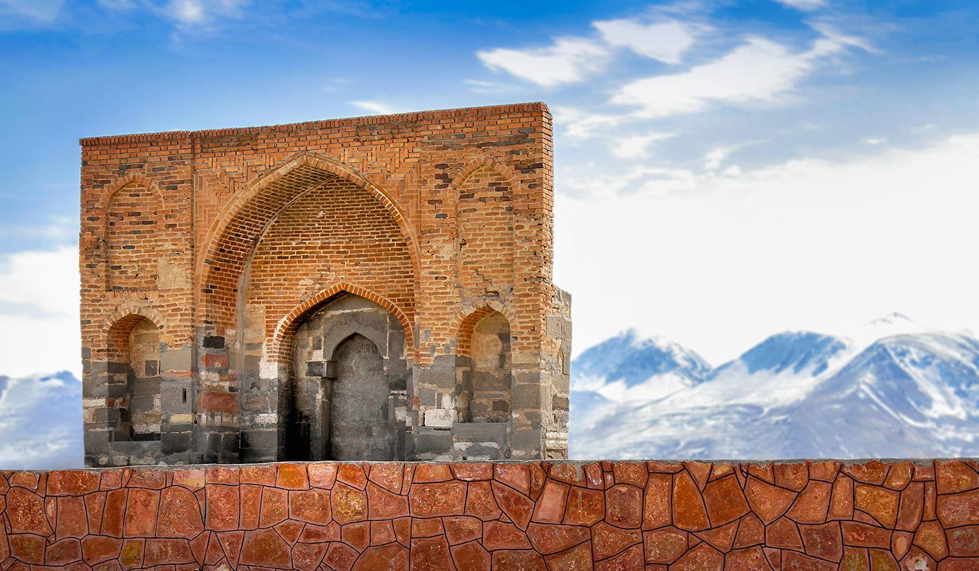 مصلای آذرشهر - دارالاکرام